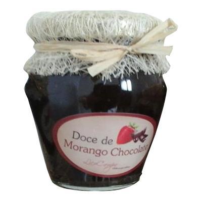 VALOR GASTRONÓMICO – Doce de Morango com Chocolate – Beira Baixa
