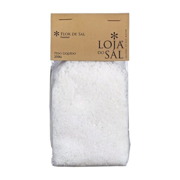 VALOR GASTRONÓMICO – Flor de Sal – 250 gr