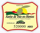 Selo de Certificação Este selo assegura a origem e a qualidade do nosso azeite.