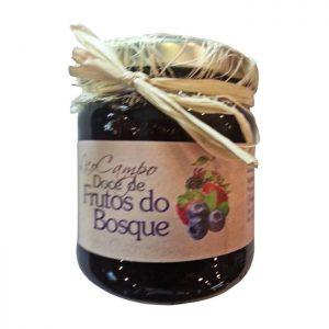 VALOR GASTRONÓMICO - Doce de Frutos do Bosque - Beira Baixa