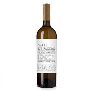 VALOR GASTRONÓMICO - Vinho Branco - Valle de Passos Branco - 0,75L