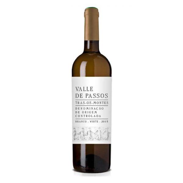 VALOR GASTRONÓMICO – Vinho Branco – Valle de Passos Branco – 0,75L