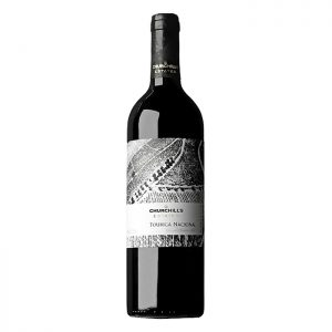VALOR GASTRONÓMICO - Vinho Tinto - Churchill's Estates Touriga Nacional Tinto - 0,75L